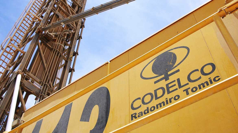La mayor beneficiada con las ganancias de minera Codelco son las Fuerzas Armadas chilenas