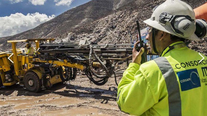 Cosapi se adjudicó importante contrato para proyecto Quebrada Blanca Fase 2, en Chile