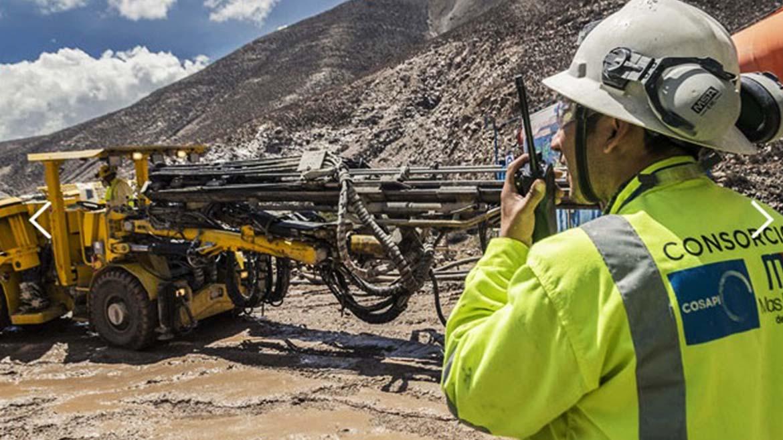 Zyfra Mining, el proveedor de Cosapi para gestionar flota minera en Shougang
