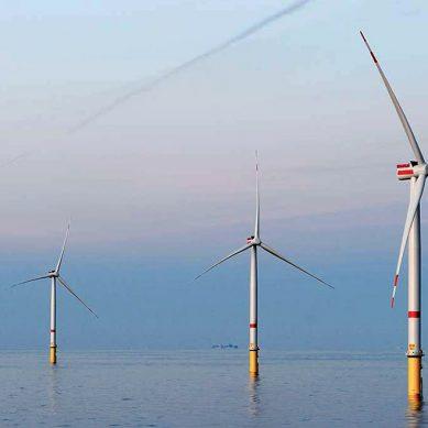 ABB conectará el mayor parque eólico marino del mundo a la red eléctrica del Reino Unido