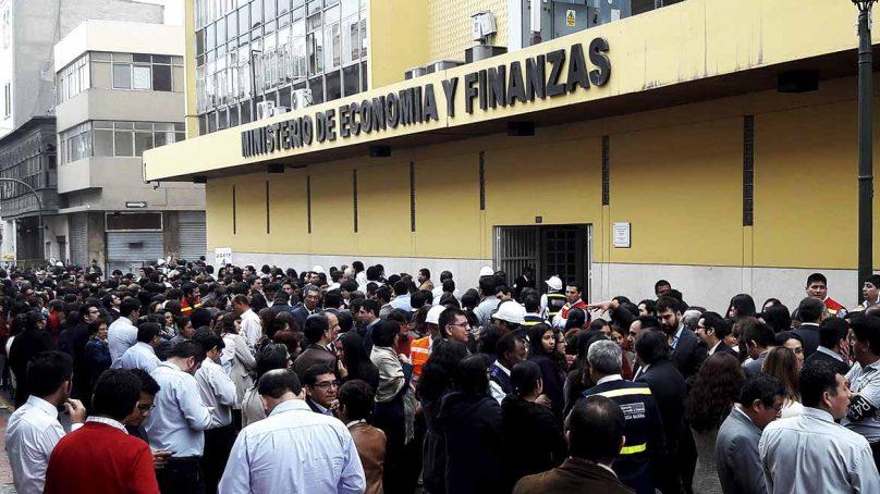 MEF: Economía peruana se encamina a crecer alrededor de 4% en 2018