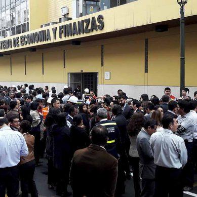 MEF crea grupo de trabajo contra la corrupción