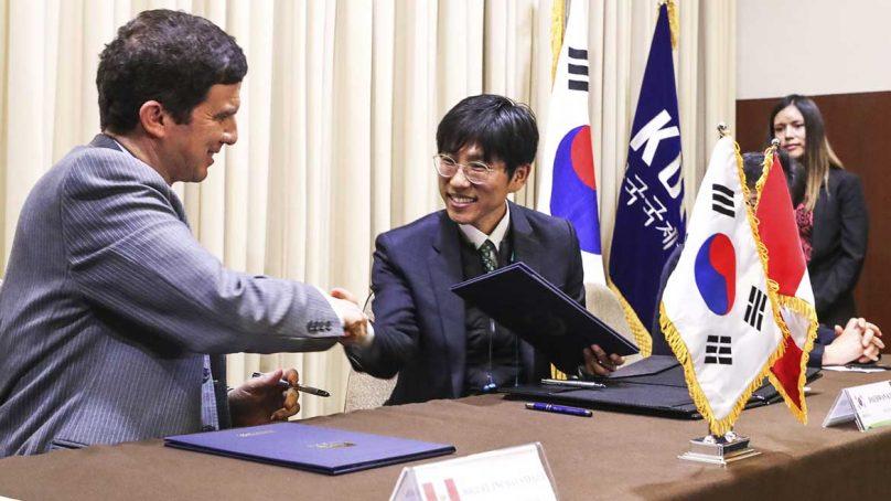 Corea ofrece su apoyo para remediación de pasivos ambientales mineros