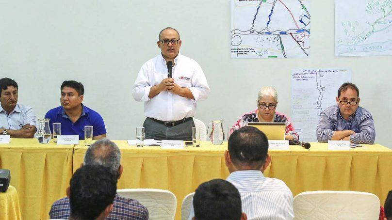 Minem presenta instrumentos para remediar áreas afectadas petroleras en Loreto