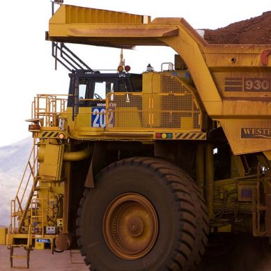 Las cinco más grandes mineras del mundo podrían soportar una desaceleración en China: S&P