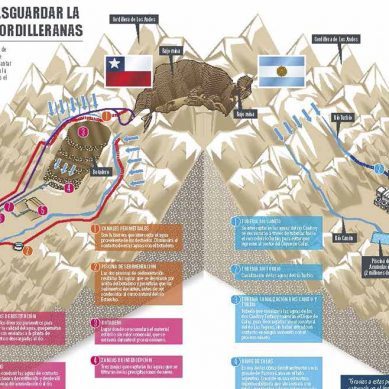 Justicia chilena revive Pascua Lama al revertir clausura de megaproyecto binacional de Barrick