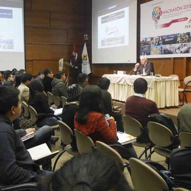 """El Perumin 34 fomenta la innovación con cuatro """"hackatones"""""""