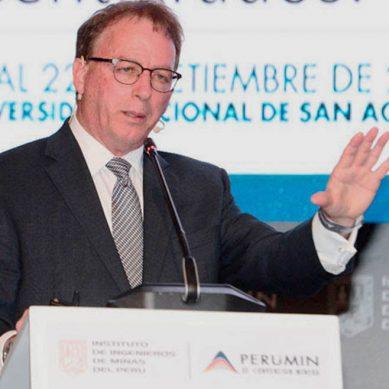 """Licencia social"" de Michiquillay recae sobre los hombros Raúl Jacob, alto ejecutivo de Southern Perú"