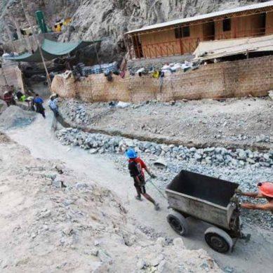 Secocha, el desolador nuevo paraje arequipeño de la minería ilegal