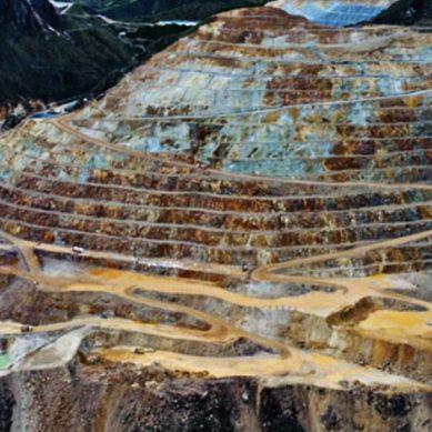 La Zanja tiene como objetivo vender mineral extraído de sus labores subterráneas