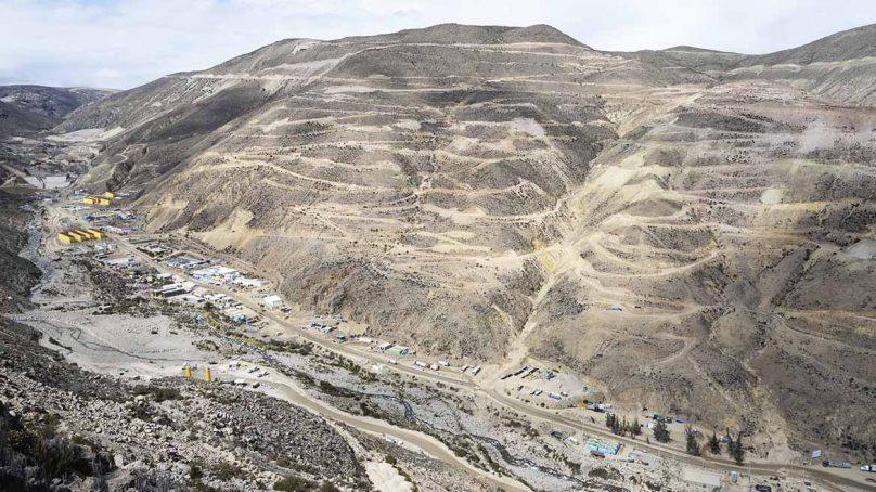 BCP aumenta su proyección de crecimiento del PBI peruano por efecto Quellaveco