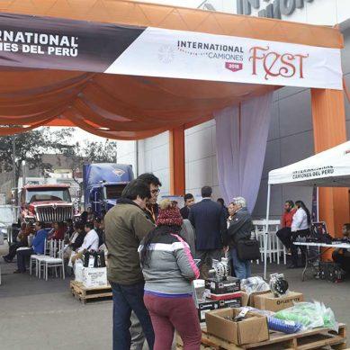 Gran acogida tuvo el International Camiones Fest 2018