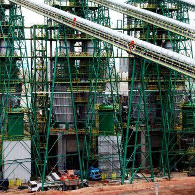 Calcesur, rumbo a consolidarse como uno de los mayores productores de cal en Sudamérica