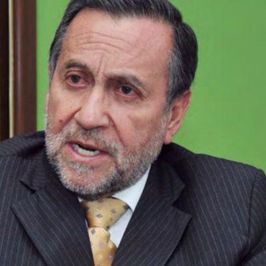 """Miguel Cardozo: """"Exploración minera, la madre de la industria… y la estamos matando"""""""