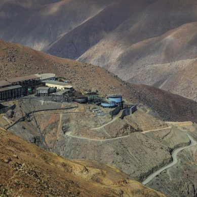 Nexa destina US$11.8 millones para reemplazo de tuberías de planta desaladora de Cerro Lindo