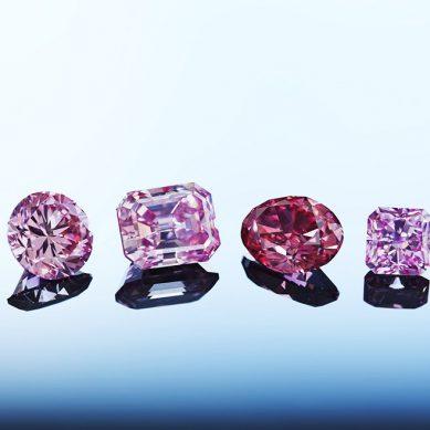 Minera Rio Tinto comienza gira de diamantes únicos en el mundo