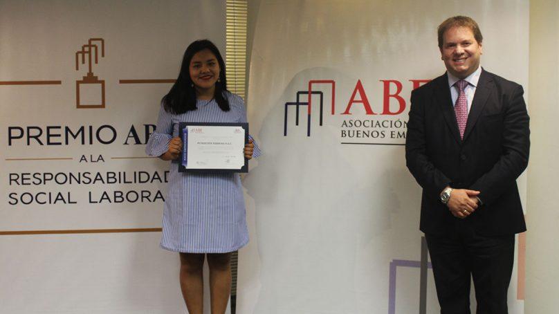 ABE certifica como «socio emprendedor» a Fundición Ferrosa por sus buenas prácticas corporativas