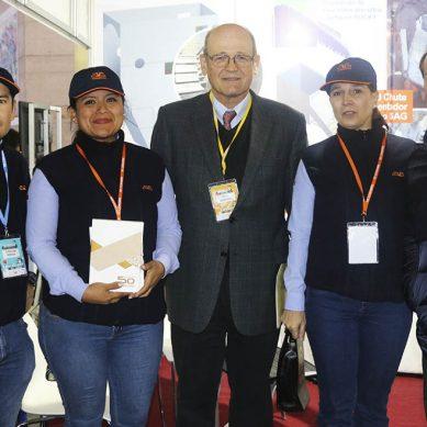 Fundición Ferrosa se rodea de presidentes ejecutivos en el Conamin