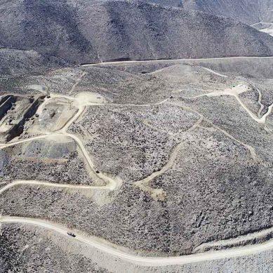 Consorcio GyM-OSSA gana contrato por US$42 millones para construir túneles en Quellaveco