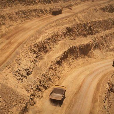 A setiembre, producción de cobre en Sociedad Minera Cerro Verde declina
