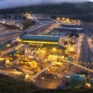 Producción aurífera semestral en Cerro Corona aumenta 9%