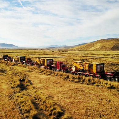 Distancia de acarreo en Ferrobamba amenaza con aumentar costos de producción en Las Bambas