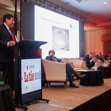 Macusani Yellowcake se pavonea con su proyecto de litio en Chile