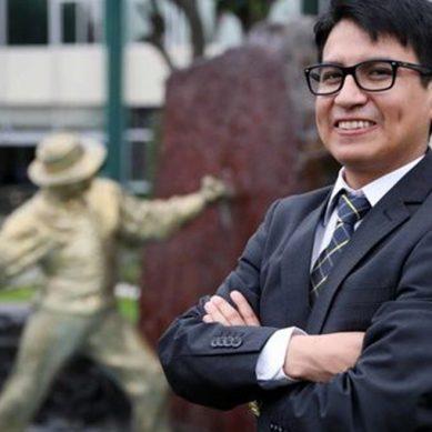 Juan Luis Mamani Rodríguez, primer peruano en integrar el Grupo Internacional de Estudio sobre el Plomo y El Zinc