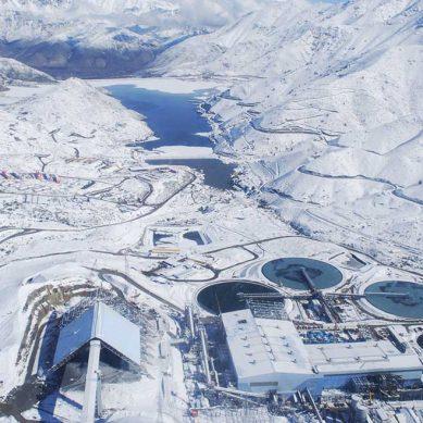 Antofagasta Minerals podría sumar socio a planta desaladora de Los Pelambres