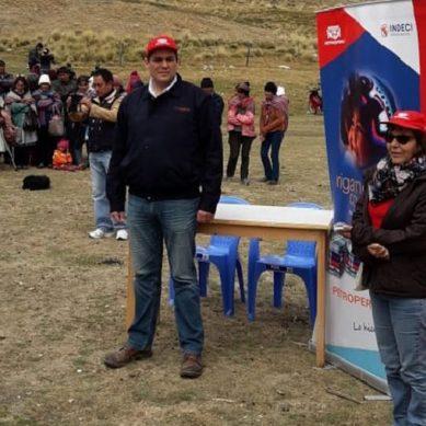Abriguemos Corazones: campaña contra heladas de Petroperú llega a Pasco
