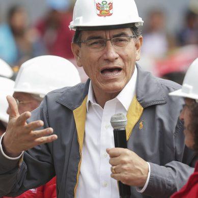 Presidente Vizcarra asevera que en seis meses se aprobarán leyes para explotar litio y uranio