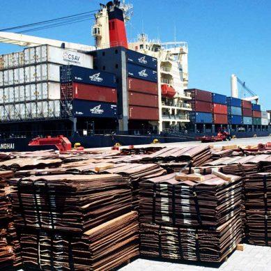 Perú perdería US$ 870 millones en exportaciones por menor precio del cobre