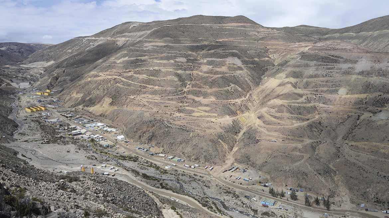 Muere trabajador de Consorcio GyM-OSSA en proyecto minero Quellaveco