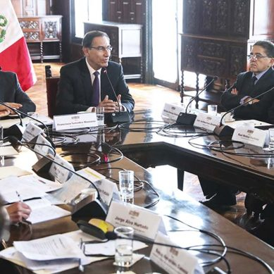 Ejecutivo presentó Grupo de Alto Nivel encargado de proponer la Visión de la Minería al 2030