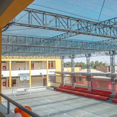 La Libertad: Inauguran colegio con obras por impuestos de Ferreyros