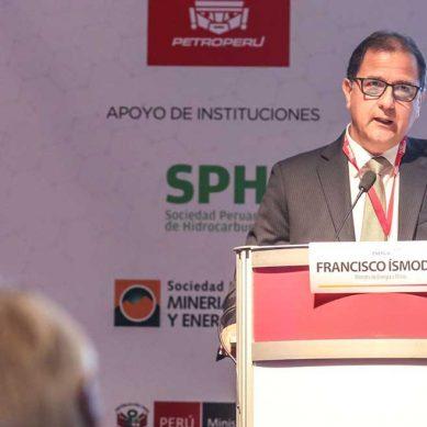 Ministro Ísmodes destaca que nueva Ley de Hidrocarburos ha sido consensuada con el Minam