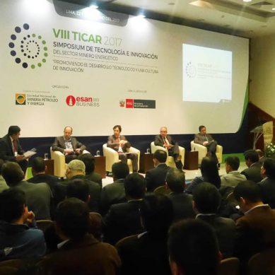 Se difundirán nuevas tendencias en tecnologías de información, automatización y robótica para la minería