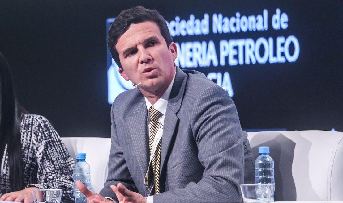 """Miguel Incháustegui, viceministro de Minas: """"No es verdad, no he renunciado"""""""