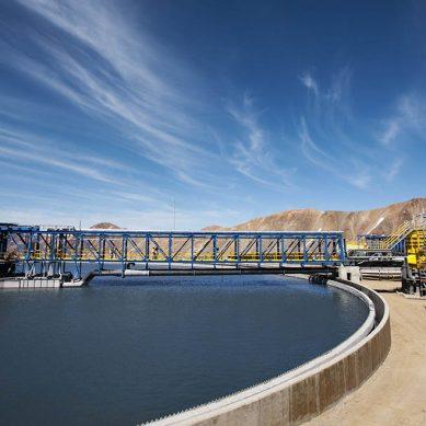 """""""La data oficial de la ANA demuestra que el sector minero hace uso poco intensivo del agua"""": SNMPE"""