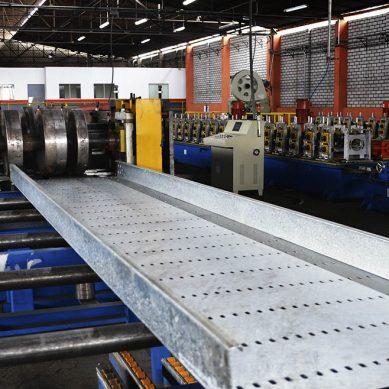 Metalmecánica CB Metal, a la caza del mercado de bandejas portacables