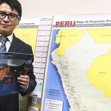 Luis Mamani, el peruano que elabora la data mundial de oferta y demanda de zinc y plomo
