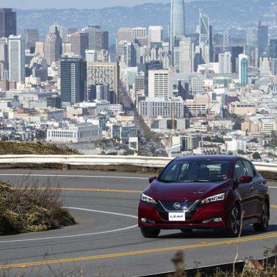 """Nissan: """"Trabajamos por un futuro con cero emisiones y cero accidentes en las carreteras"""""""
