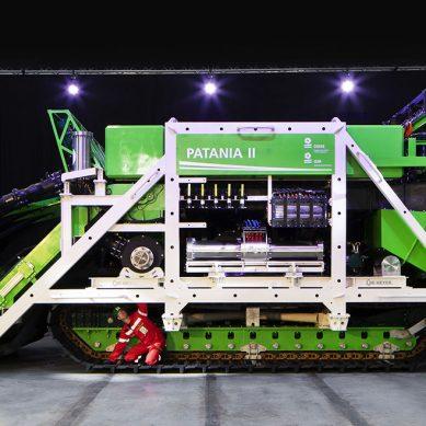 Empresa belga presenta nuevo prototipo para minería submarina