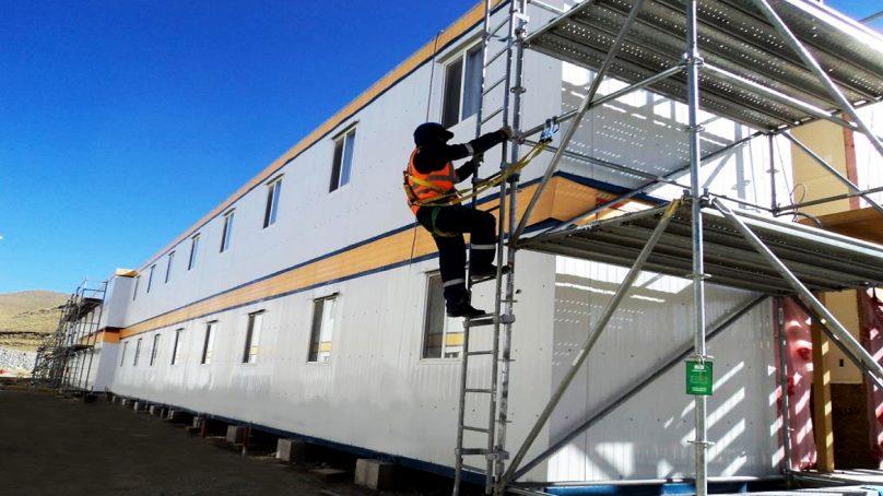 Construir el campamento de Quellaveco demandará US$ 53 mlls. y de Mina Justa US$ 21 mlls.