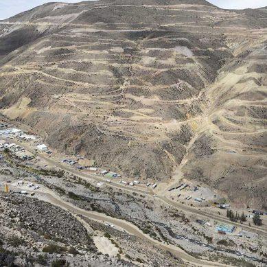 Ciudadanos del valle del Tambo, descontentos con proyecto Quellaveco