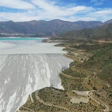 Poderosa quiere eliminar cianuro de relaves de Santa María «para recuperar agua en Hualanga»
