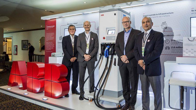 Gigante ABB solo tiene tiempo para dos asuntos: electromovilidad y transformación digital