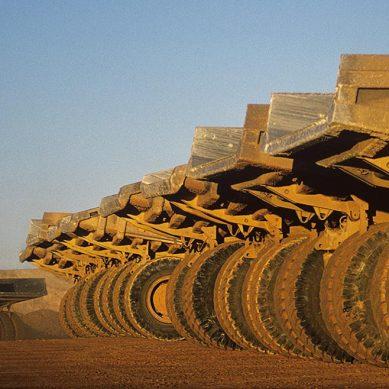 A mediados de 2019 se iniciaría la construcción del taller de camiones de Quellaveco