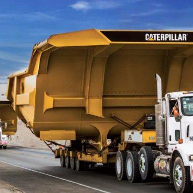 Invierten más de US$100 millones en compra de 50 equipos Caterpillar para Mina Justa