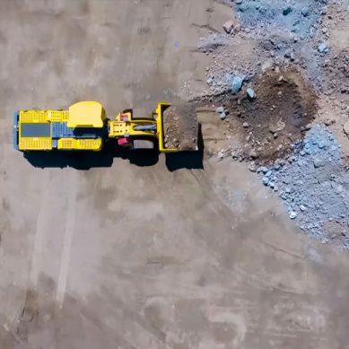 Equipo a batería de Epiroc está cambiando la minería subterránea en Perú desde una operación en Pasco